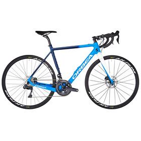 ORBEA Gain M20i E-bike Racer blå/hvid